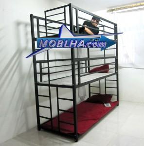 تخت خواب سه طبقه و سه نفره
