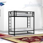 تختخواب دو طبقه فلزی | تخت خواب 2 طبقه مدل 103-تخت-خواب-دو-طبقه