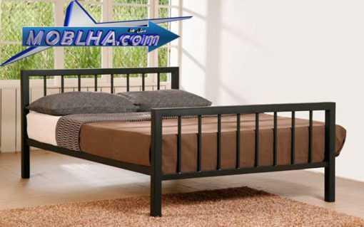 خرید تخت خواب شیک فلزی مدل 134