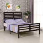 تخت خواب فلزی دو نفره | تختخواب فلزی یک نفره | تخت خواب فلزی سه نفره | مدل  132