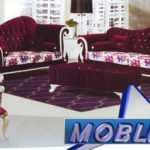 مبل سلطنتی مدل ستاره