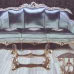 مبل سلطنتی مدل نسیم