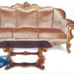 مبل سلطنتی مدل نیلوفر