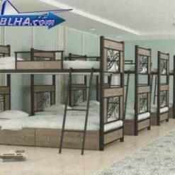 تخت خواب دو طبقه ارزان