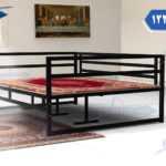 تخت سنتی قهوه خانه، تخت کافی شاپی ، تخت سنتی ، تخت باغی ، تخت رستوران سنتی