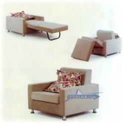 فروش مبل یک نفره تخت خوابشو مدل میناکو