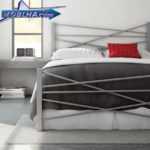تختخواب غیر عادی و مدرن دو نفره مدل 135