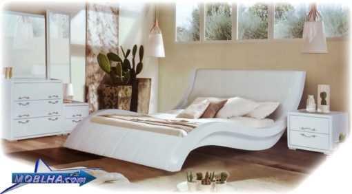 خرید سرویس خواب سفید رنگ مدل 703