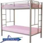 تخت خواب دو طبقه مدل 131 | خرید تخت خواب 2 طبقه