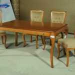 فروش میز نهار خوری چوبی زیبا مدل 309