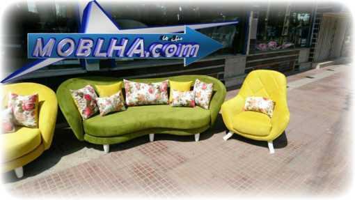 خرید کاناپه و مبل راحتی مدل پالادیان