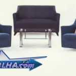 خرید مبل اداری نیم ست مدل بتا | مبل نیم ست مدل بتا  – beta-Furniture