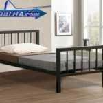 تختخواب ساده و شیک مدل 106 |تختخواب یک نفره مدل 106