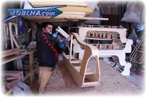 با مبل ها صنایع چوبی و فلزی ما در خدمت شماست