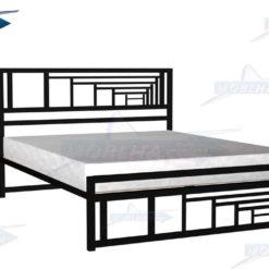 تخت خواب دو نفره پرسپکتیو مدل 117