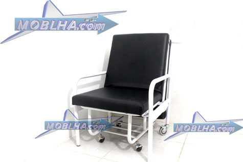 صندلی تخت شو بیمارستانی