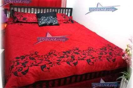 تصویر از منزل مشتری تخت خواب کد 121