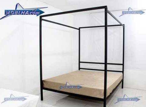 تخت خواب ساده و شیک کد 111