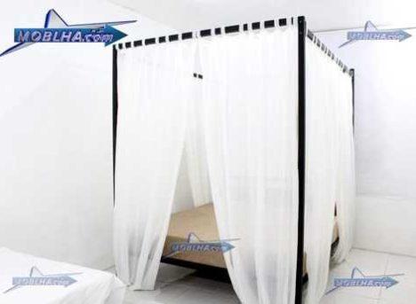 تخت خواب سایبان دار و حجله دار مدل 111