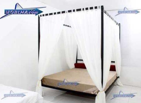 فروش تخت خواب پرنسسی مدل 111