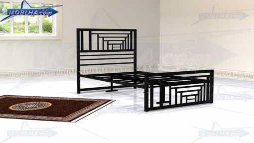 قطعات زیر تخت خواب پرسپکتیو کد 117