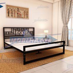 تخت خواب کد 136 - طرح مصری