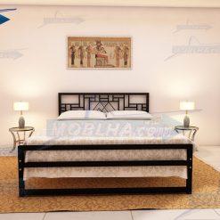 تخت خواب دو نفره شیک مدل مصری