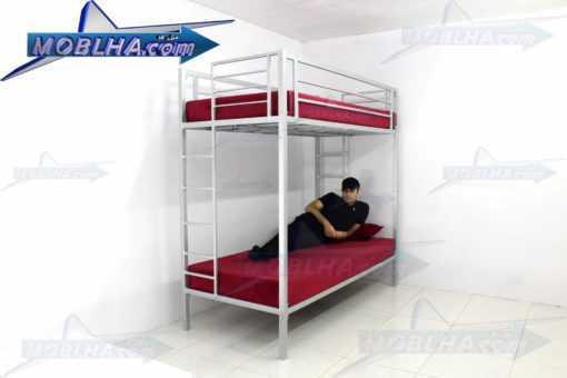 خرید اینترنتی تخت خواب دو طبقه