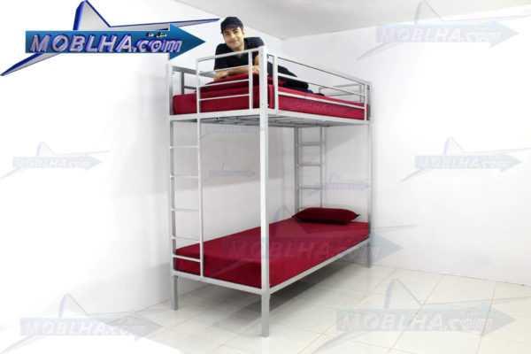تخت دو طبقه مدل تایتان کد 102