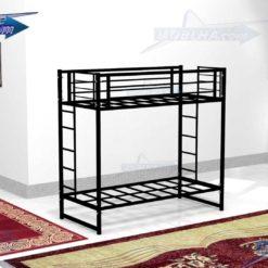 قطعات و زیر سازی تخت خواب دو طبقه ایمن کد 103 اطلس