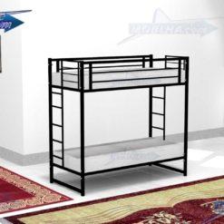 خرید تخت خواب دو طبقه فلزی مدل 103