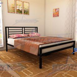 خرید تخت خواب با کیفیت و ارزان 160*200 مدل 153