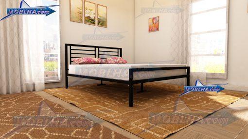 نمای زیر سازی مستحکم تخت خواب کد 153
