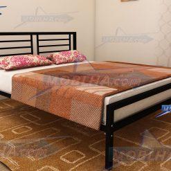 فروش آنلاین تخت خواب 160*200 سانت مدل 153