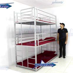 فروش تخت خواب سه طبقه