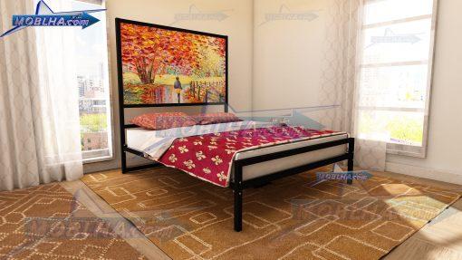 تخت خواب فانتزی دو نفره   تابلو تخت خواب دو نفره