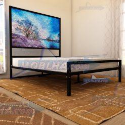 طرح دیگر از تابلو تخت کد 151 با تابلو به رنگ ابی