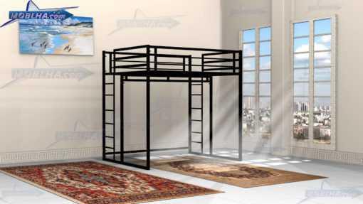 تخت خواب بلند پایه مدل 129