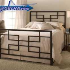 تخت خواب فلزی کد 104