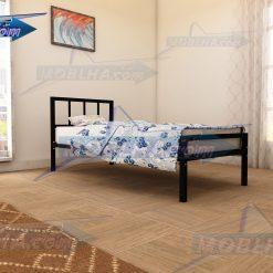 خرید اینترنتی تخت خواب یک نفره فلزی مدل 138