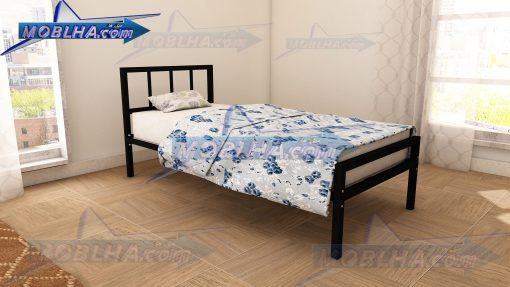 خرید تخت خواب تک نفره فلزی مدل 138
