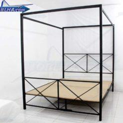 نمای زیرین تخت خواب پرننسی کد 109