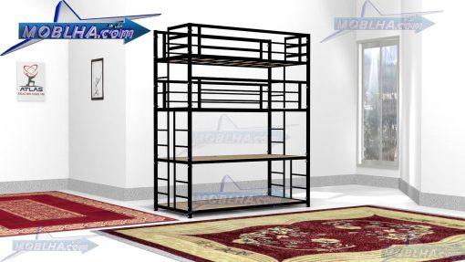 تخت خواب چهار طبقه کد 140