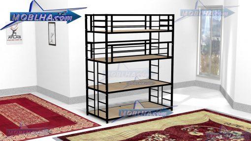 فروش تخت خواب 4 طبقه کد 140