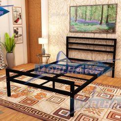 تخت خواب عرض 120*200 سانت مدل 113