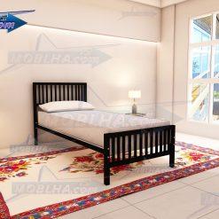 خرید تخت خواب یک نفره کد 121