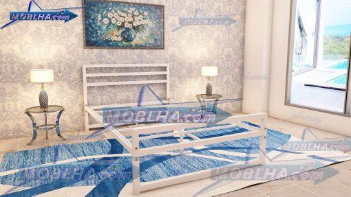 تخت خواب سایز 120 کد 114