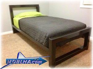 خرید تخت خواب بدون طرح کد 154