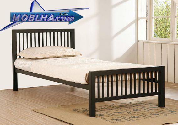 تخت خواب یک نفره کلاسیک