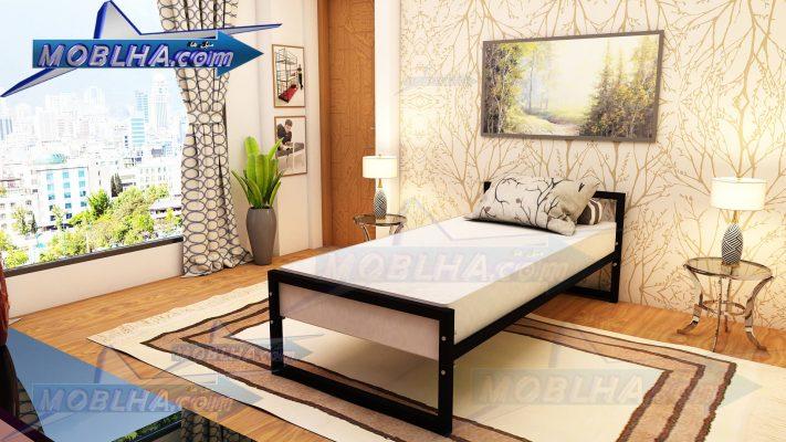 تخت خواب یک نفره اسپرت و شیک مدل 154